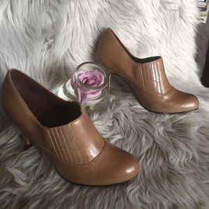 Cole Haan Air Talia Nike Air Taupe Ankle Booties